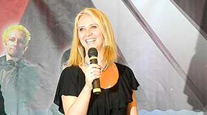 Elisabetta Spinelli - direttrice di doppiaggio