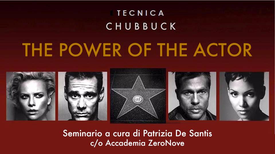 tecnica chubbuck def - Tecnica Chubbuck 1-2 dicembre 2018 - Accadema di spettacolo, radio e tv Milano
